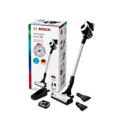 Bosch BCS612W 8