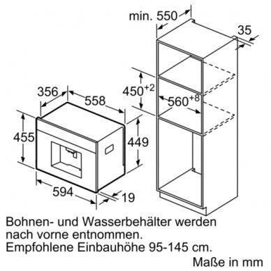 Bosch CTL636ES6 5