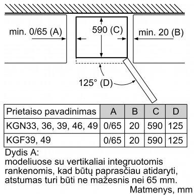 Bosch KGN39VLDA 9